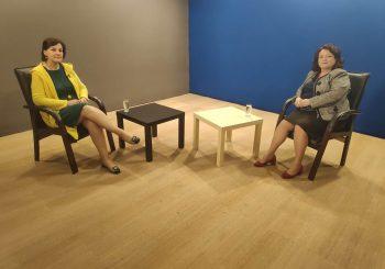 Psihoterapie online, educatie online- in emisiunea Recreatia Mare
