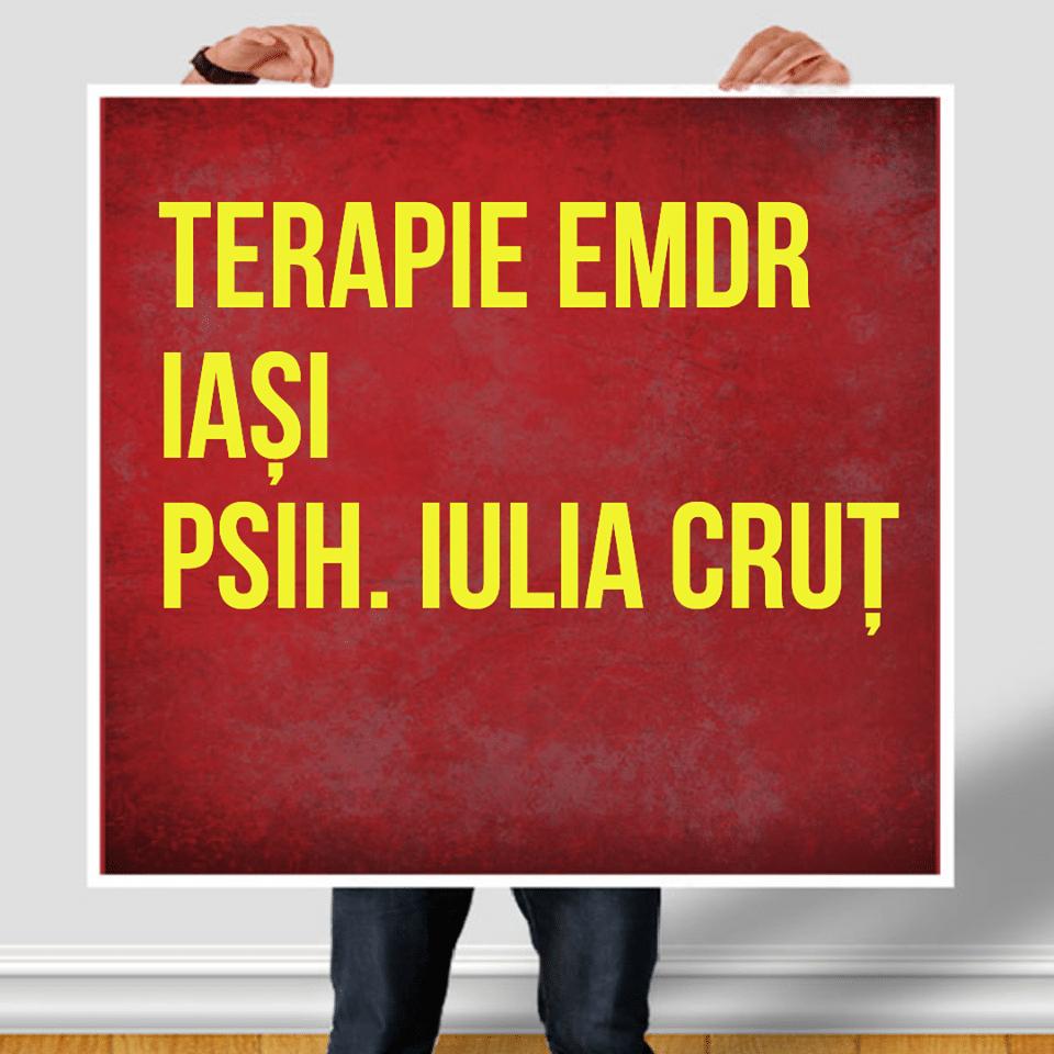 IULIA CRUT, TERAPIE EMDR